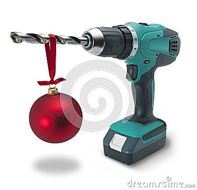 Drill Christmas Gift