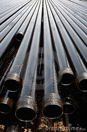 Free Drill Pipes Stock Photo - 7095560