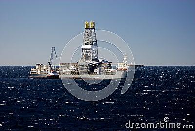 Drill Ship 2
