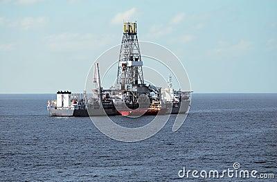 Drill Ship 3