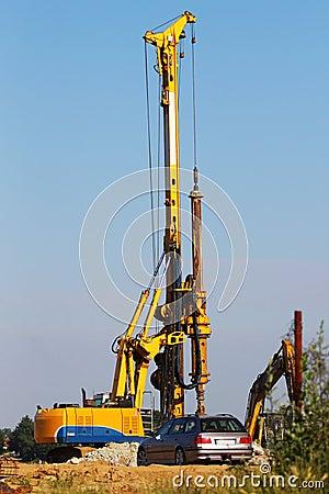 Drilling machinery