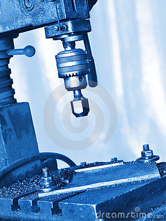 Drilling mashine