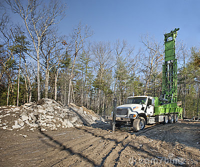 Drilling new well