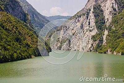 Drina river - Bosnia and Herzegovina