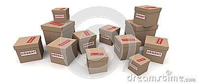 Dringende pakketten