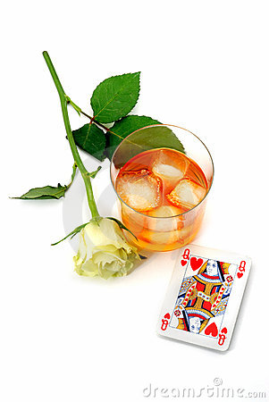 Drink and cards