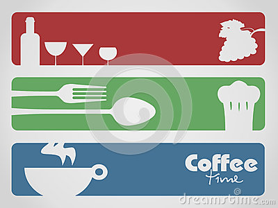Drink, food and coffee