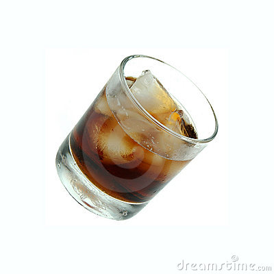Drink on ice