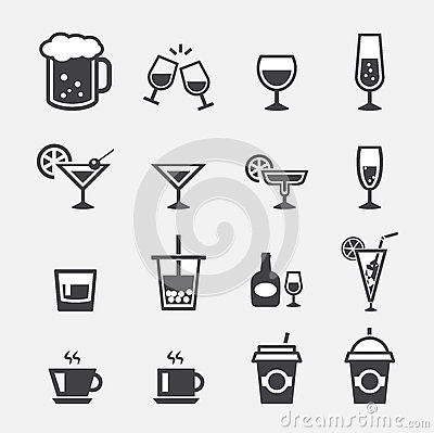 Free Drink Icon Royalty Free Stock Image - 47723896