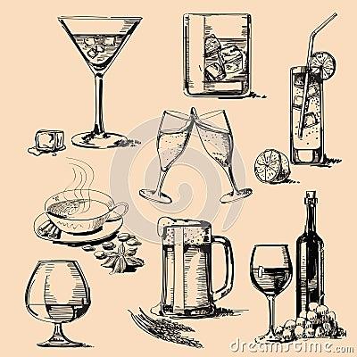 Drink stack