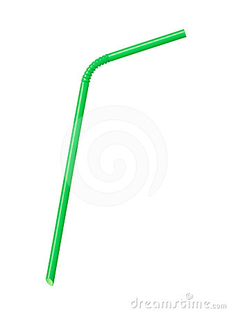 Drinking Straw Stock Image - Image: 24394491