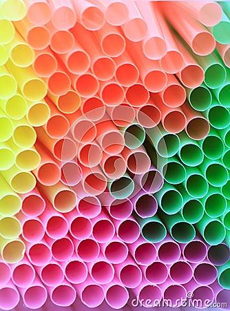 Free Drinking Straws Stock Image - 26258371