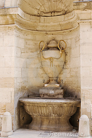 Drinking water in France