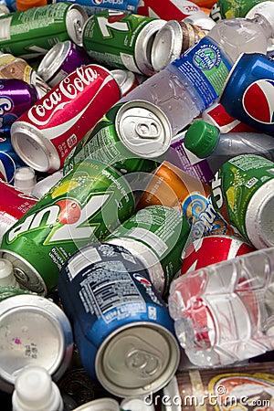 Drinks Editorial Stock Image