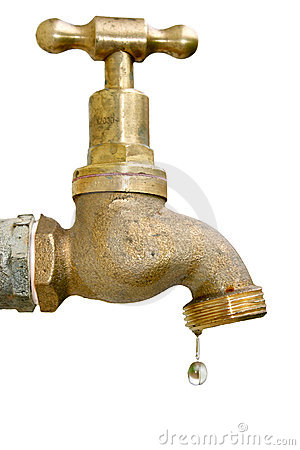 Free Dripping Tap Royalty Free Stock Photos - 117598