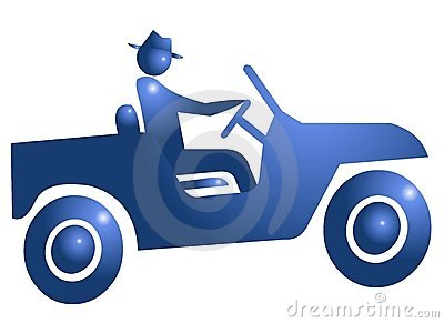 Drive Adventure Symbol Icon