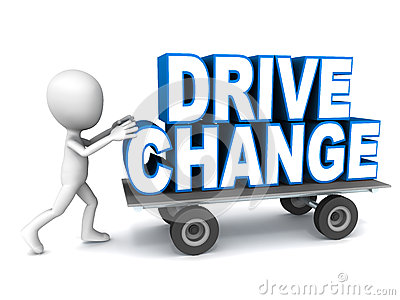 Drive change