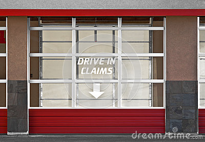 Drive In Claims