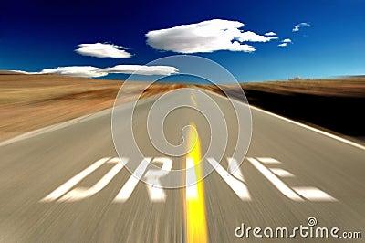 Drive the Desert