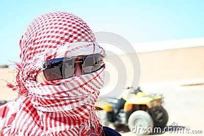 Driver of ATV