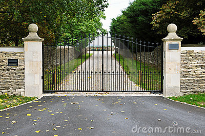 Driveway πύλες