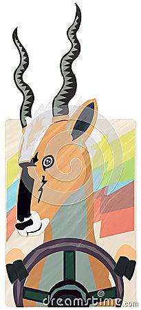 Driving Moods - Gazelle