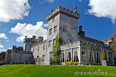Dromoland Castle in Co. Clare