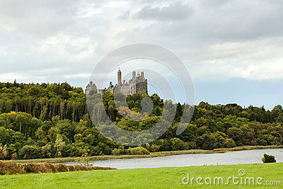 Dromore Castle in Co. Limerick