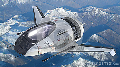 military and space applications vector