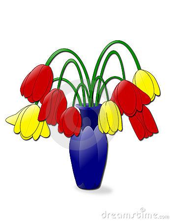 Droopy тюльпаны