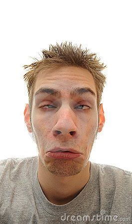 Free Droopy Face Stock Photo - 13209400