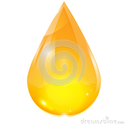 Drop of yellow