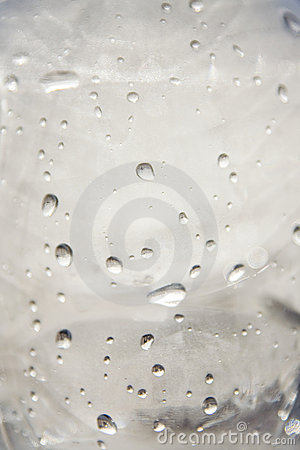 Drops in the bottle