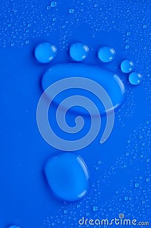 Drops footprint