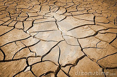 Drought Soil Stock Images - Image: 23604174