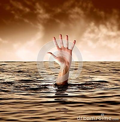 Free Drowning Stock Photo - 4543830