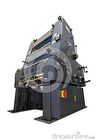 Druckenpresse getrennt