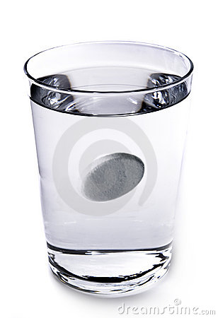 Drug in a Glass of Water