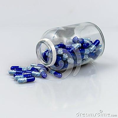 Drug spill