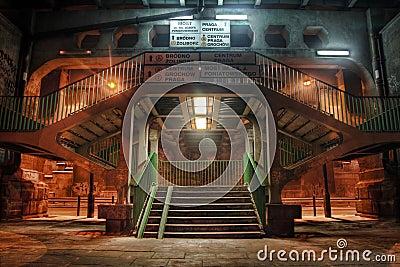 Drug Stairs