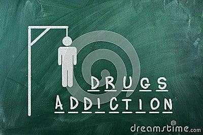 Drugs adiction