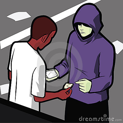 Drugs deal