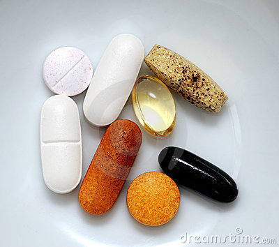 Drugs and vitamins