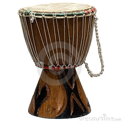 Drum from South Africa