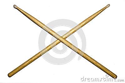 drum type sticks royalty free stock images image 9633179. Black Bedroom Furniture Sets. Home Design Ideas