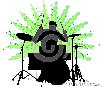 Drummer man/ai