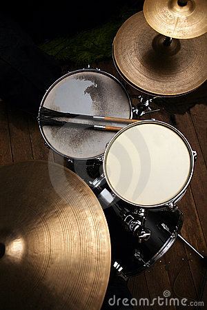 Free Drums Stock Images - 3982654