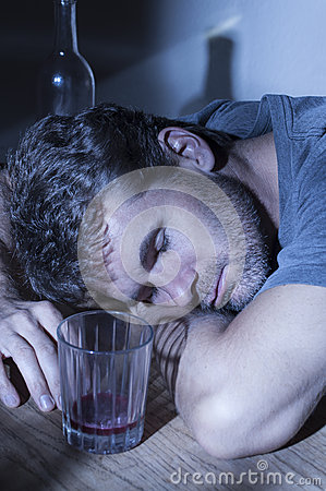 Free Drunk And Passed Out Stock Photos - 35801023