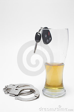 Free Drunk Driving Concept Royalty Free Stock Images - 2483989