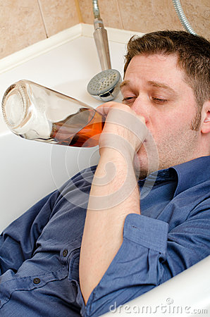 Royalty free stock photo drunk man drink alcohol